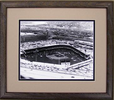 Crosley Field by Kinney