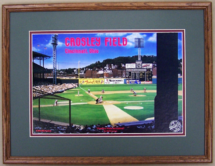 Crosley Field Revisited by Purdom