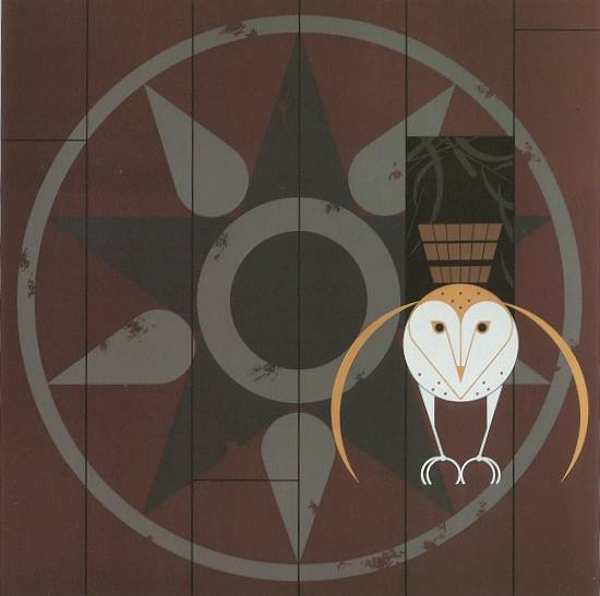 Hexit by Charley Harper