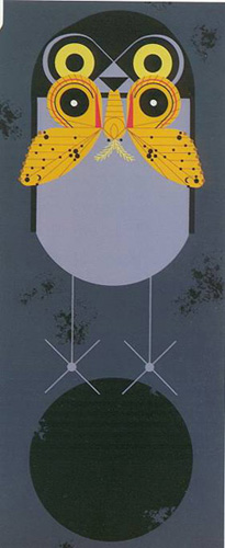 Howlloween by Charley Harper