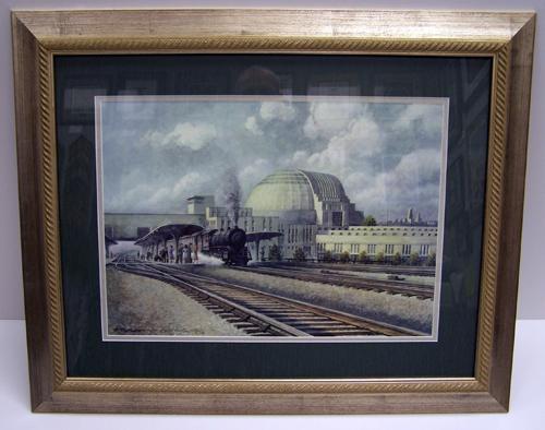Cincinnati Union Terminal by Robert Roflow