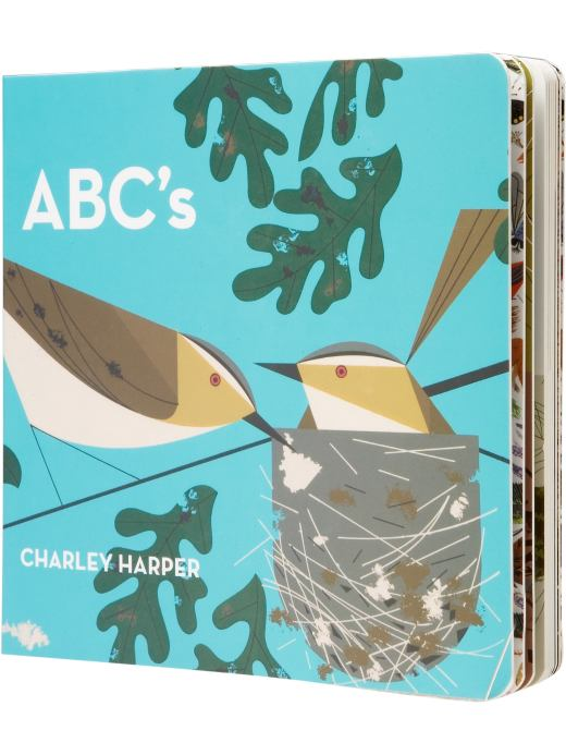 Charley Harper ABC book