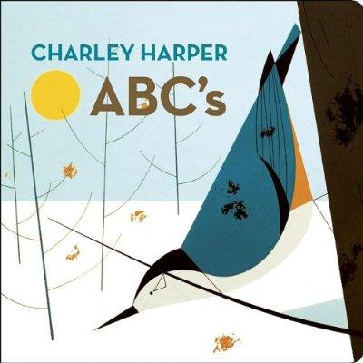 Charley Harper chunky ABC book