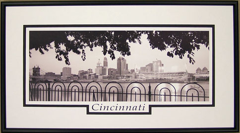 Cincinnati photograph by Miles Wolf
