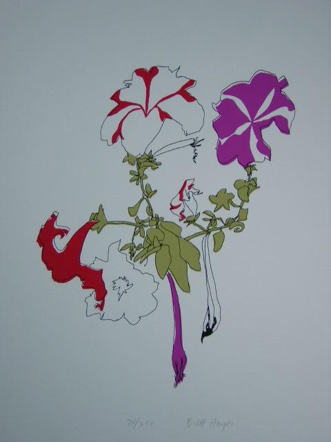 Petunia Power by Brett Harper