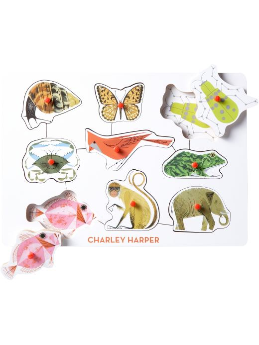 Charley Harper puzzle