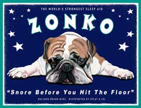 Zonko Sleep Aid by Krista Brooks