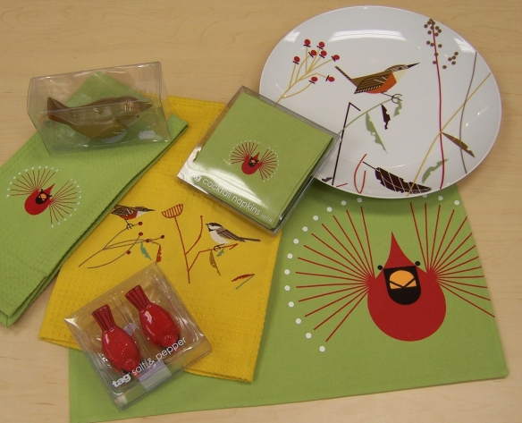 Charley Harper Home Accessories