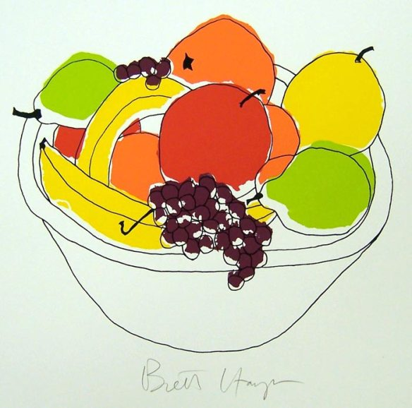 Fruit Bowl by Brett Harper