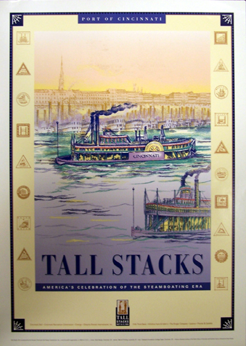 Tall Stacks 1999 poster