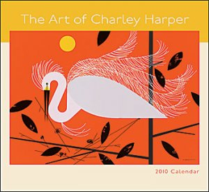 Charley Harper 2010 wall calendar