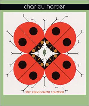 Charley Harper 2010 engagement calendar