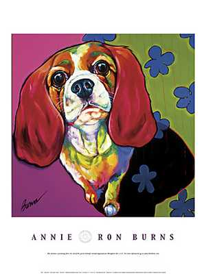 Annie by Ron Burns