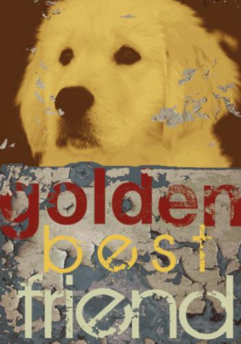 Golden Best Friend by M. J. Lew
