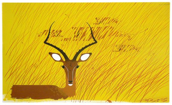 original illustration by Charley Harper