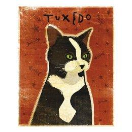 Tuxedo by John W. Golden