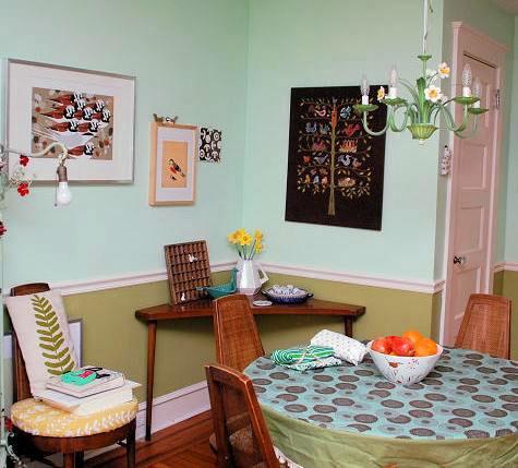 the home of Eleanor in Philadelphia