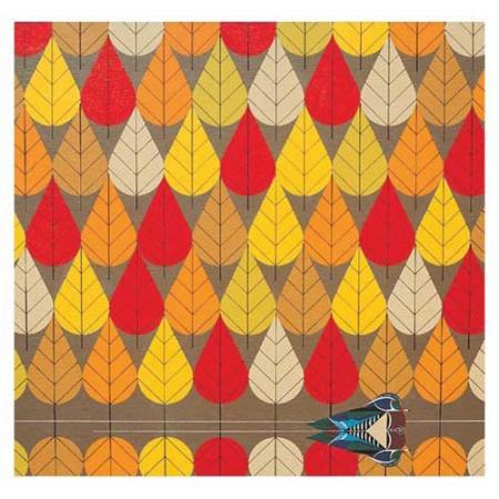 Octoberama by Charley Harper