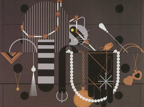 Racc an' Ruin by Charley Harper