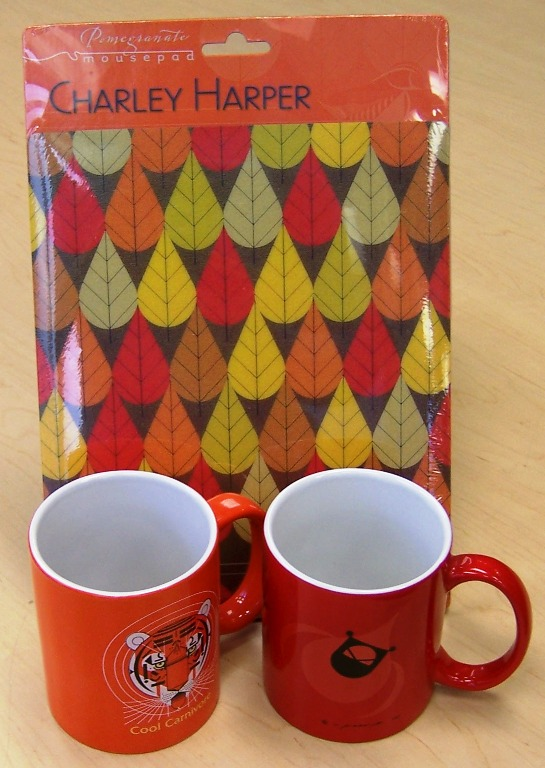 home accessories by Charley Harper