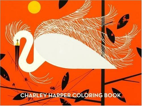 Charley Harper coloring book