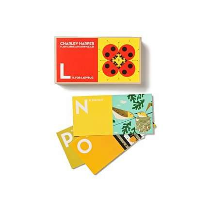 flash cards by Charley Harper