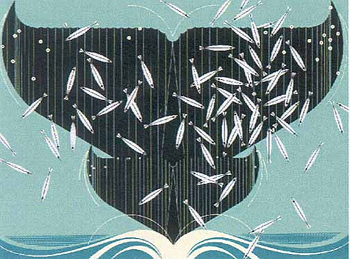 Maritime Maternity by Charley Harper