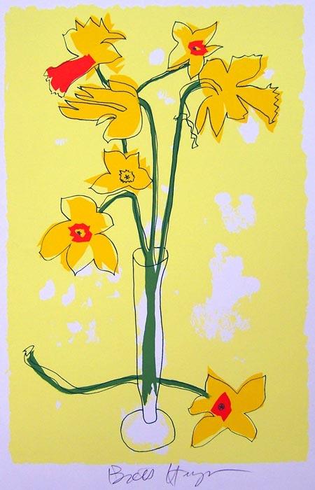 Daffodils by Brett Harper