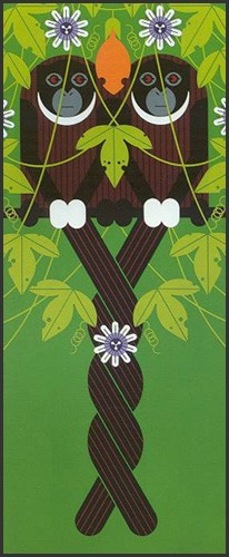Love on a Limb by Charley Harper